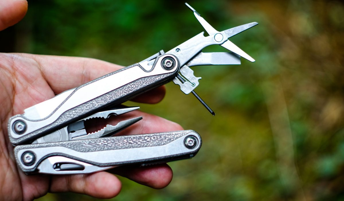 Multitool Backpacking
